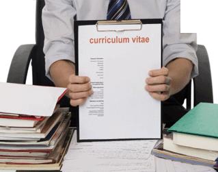 Haz tu curriculum en unainfografia